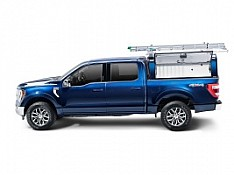 DCU and DCU MAX - Side Profile Cabinet Open - Ford F150 | Year Range: 2015 - Current