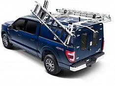DCU and DCU MAX - Ladder and Rack - Ford F150 | Year Range: 2015 - Current