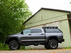 Z  Truck Cap  - OTR Option - Toyota Tundra | Year Range: 2014 - Current