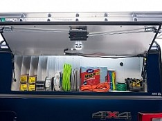 DCU and DCU MAX - Side Cabinet - Ford F150 | Year Range: 2015 - Current