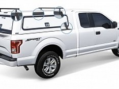 Internal Aluminum Skeleton & HD Roof Rack - HD  Truck Cap