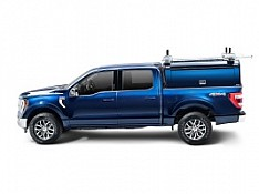 DCU and DCU MAX - Side Profile Cabinet Closed - Ford F150 | Year Range: 2015 - Current