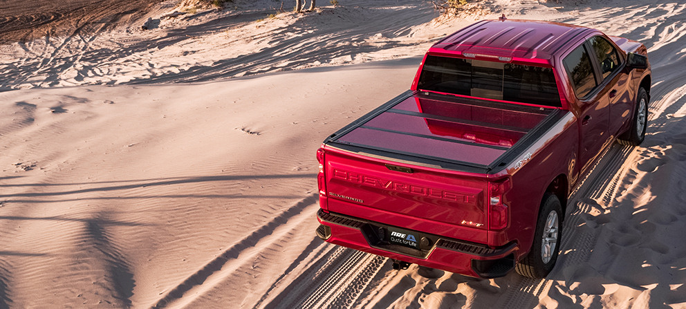 Get Covered For The Summer - A.R.E. Fusion Tonneau Cover
